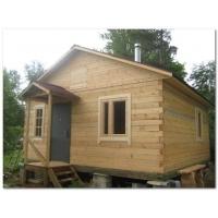 Дачный домик из бруса