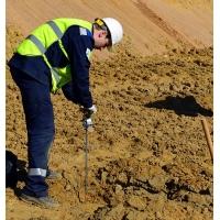 Испытания физико-механических свойств грунта