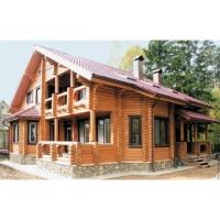 Шлифовка, покраска, герметизация деревянного дома