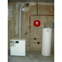 Работы по отоплению, водоснабжению, устройству канализации