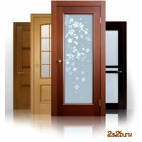 Установка межкомнатных дверей, ламинат