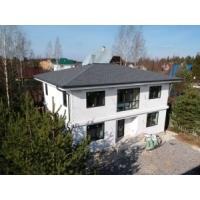 Строительство загородных домов из ГАЗОБЕТОНА в СПб и Лен области