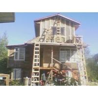 Ремонт и отделка загородного дома.Бригада плотников