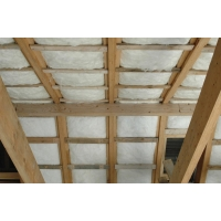 Монтаж теплоизоляции на крыше