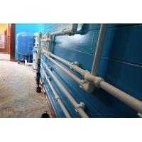 Установка водопровода и канализации в короткие сроки.