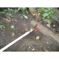 замена водопровода на дачном участке