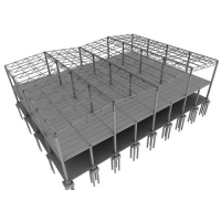 Проектирование, изготовление и монтаж ангаров и складов