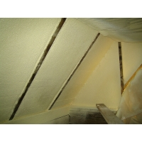 Утепление кровли пенополиуретаном. Утепление кровли изнутри бесшовным методом ппу наружное утепление крыши дома