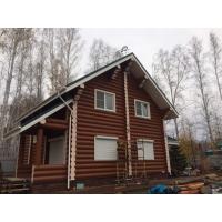 Шлифовка, покраска, герметизация деревянных домов