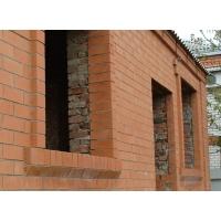 Кладка кирпича, керамзито-бетонных блоков