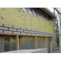 Утепление стен деревянного дома. Утепление наружных стен под сайдинг пенополиуретаном,Утепления стен при помощи пены