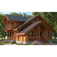Бригада строителей, с опытом работы  более 15 лет, профессионально и недорого построит деревянный коттедж, дом, сруб бани, беседку из профилированного бруса или бревна