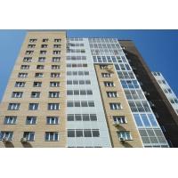 Остекление балконов по проектам застройщиков