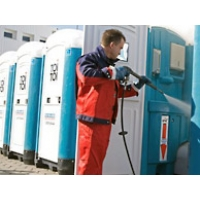 обслуживание биотуалетных кабин заказчика