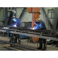 Изготовление-монтаж металлоконструкций