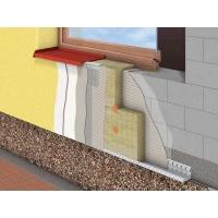 Утепление фасадов, утепление стен