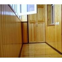 Обшиваем балконы - экологический чистыми материалами-Срок исполнения работ 48 часов под ключ!