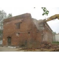 Демонтаж, снос зданий