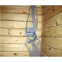 Электропроводка под ключ в домах и квартирах