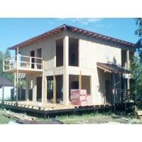 Производство и строительство СИП домов с утеплителем