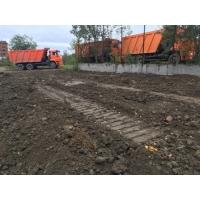 Отсыпка участка с послойным уплотнением в Ленинградской области и пригородах Санкт-Петербурга
