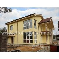 Строительство коттеджей, домов под ключ