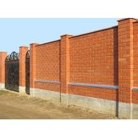 Строительство заборов для коттеджей. Новосибирск