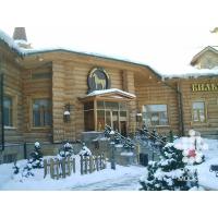 Строительство деревянных гостиниц, ресторанов, кафе, кемпингов