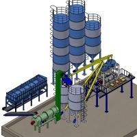 Изготавливаем оборудование для производства сухих смесей