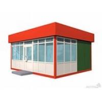 строительство офисов торговых центров магазинов