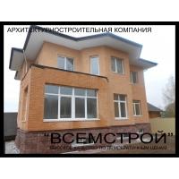 Строительство домов - дело профессионалов