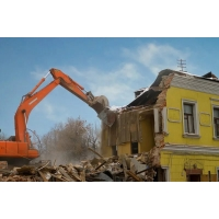 Снесем и демонтируем здание