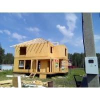 Строительство домов коттеджей из сип панелей Челябинск