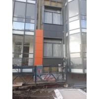Выполним монтаж вентилируемых фасадных систем из любых материалов