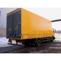 Фургоны, каркасы, тенты - ремонт, изготовление.
