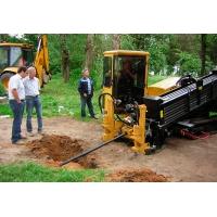 Монтаж водопровода и канализации методом ГНБ