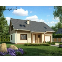 Типовые проекты домов www.objekts.lv