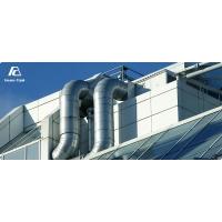 Монтаж промышленной вентиляции, воздуховодов