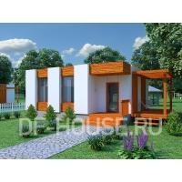 DF House - производство модульных домов