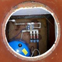 Водоснабжение водоочистка и септик для частного дома