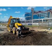 Аренда экскаватора-погрузчика JCB (аренда трактора)