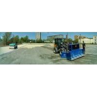 Лазерная планировка грунта полей, дорог и оснований плоскостных сооружений