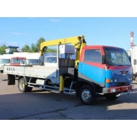 Услуга Кран-манипулятор в Домодедово.  Аренда грузовика Hino Ranger