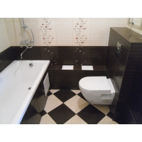 Ремонт ванной комнаты, санузла под ключ