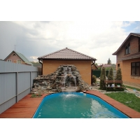 Малоэтажное строительство коттеджи, дома, бассейны, сауны, аквапарк