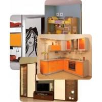 Изготовление корпусной мебели для дома, офиса, торговое оборудование