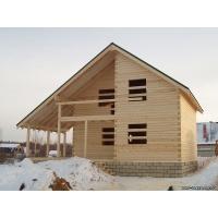 Срубы домов под ключ Строительство домов под ключ