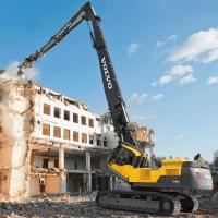 Демонтаж, демонтажные работы, снос домов