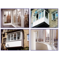 Остекление окон, балконов и лоджий