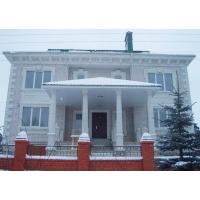 Элементы для украшения фасадов домов из стеклофибробетона, бетона, пенопласта
